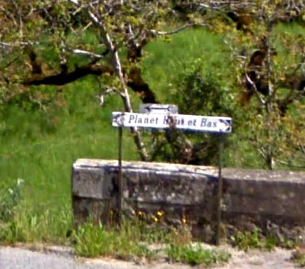 Fayet (Aveyron) Hameau de Planet