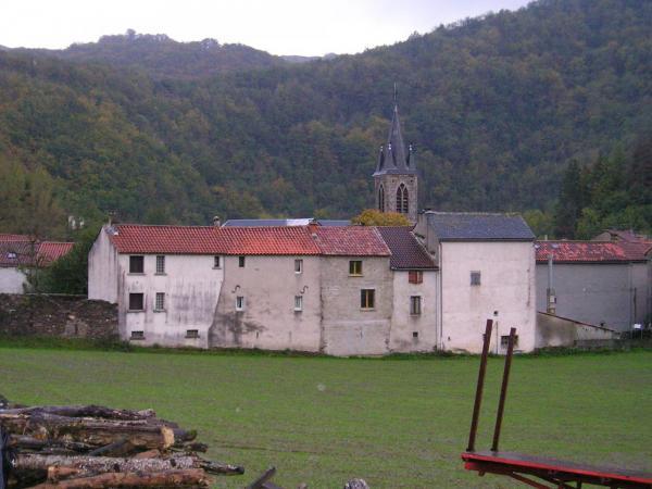 Fayet (Aveyron) Laroque, en 2004