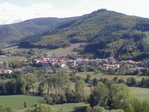 Fayet (Aveyron) Vue générale