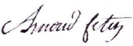 Arnould Fetu (1755/1800)