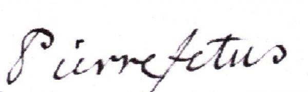 Pierre Fetu (1705/1786)