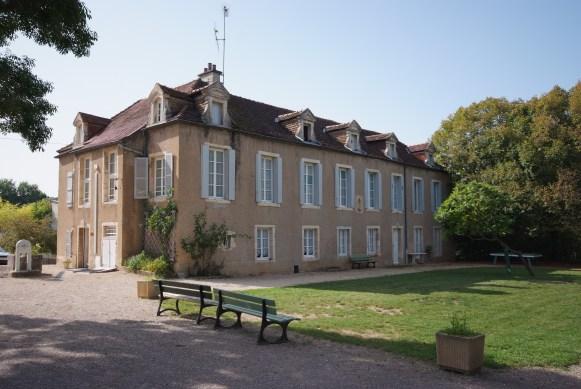 Fleurey-sur-Ouche (Côte d'Or) La maison des Charmilles