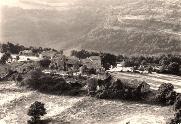 Fondamente (Aveyron) CPA Moulès