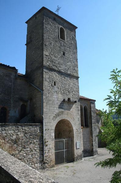 Fondamente (Aveyron) Eglise Saint Pierre