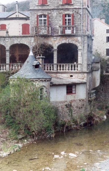 Fondamente (Aveyron) Saint-Maurice-de-Sorgues en 1998