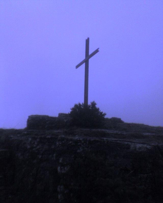 Fondamente (Aveyron) Croix de Roquemore
