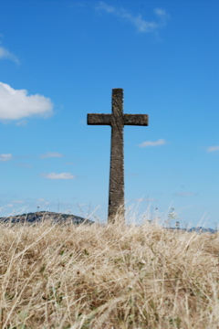 Fondamente (Aveyron) Croix du serre pointu