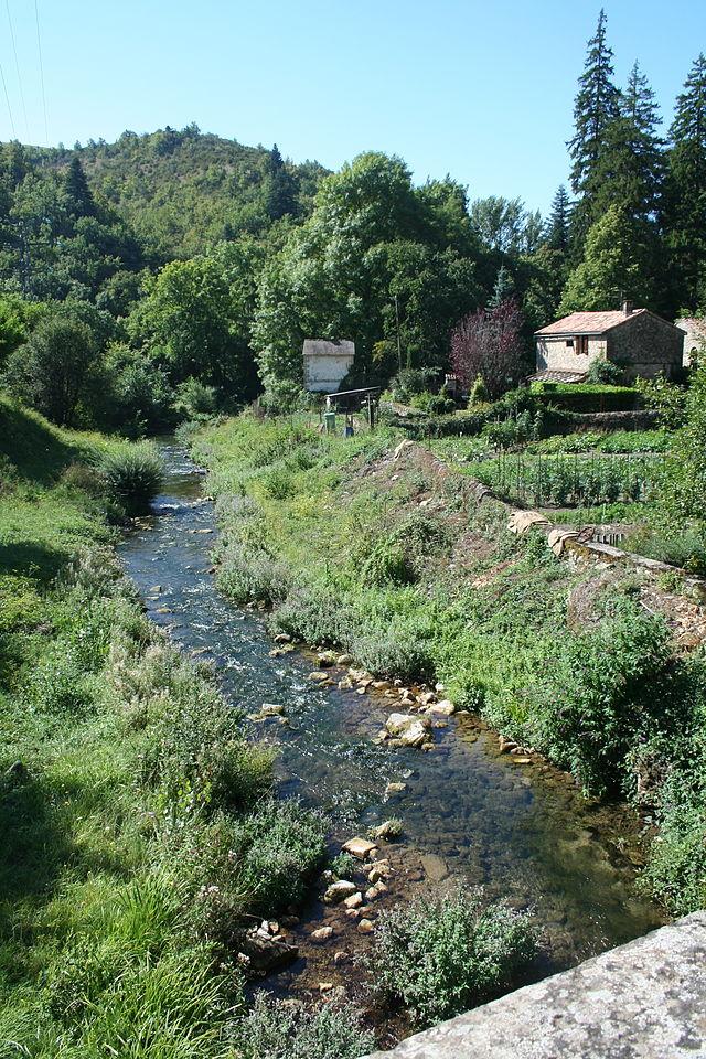 Fondamente (Aveyron) La Sorgues