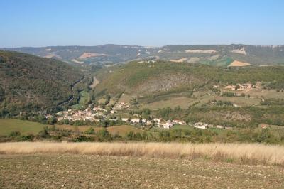 Fondamente (Aveyron) vue générale