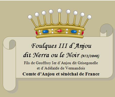 Foulques III d'Anjou