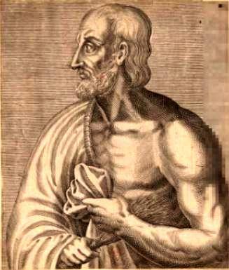 Foulques Nerra, gravure du XIe