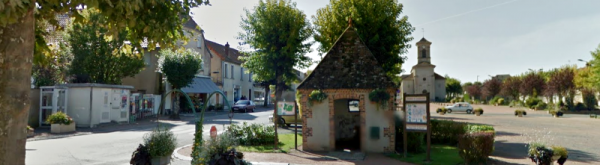 Fours (Nièvre) Panoramique