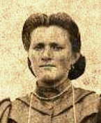 Georgette Barranger (1896/1985) épouse Henri Mayer