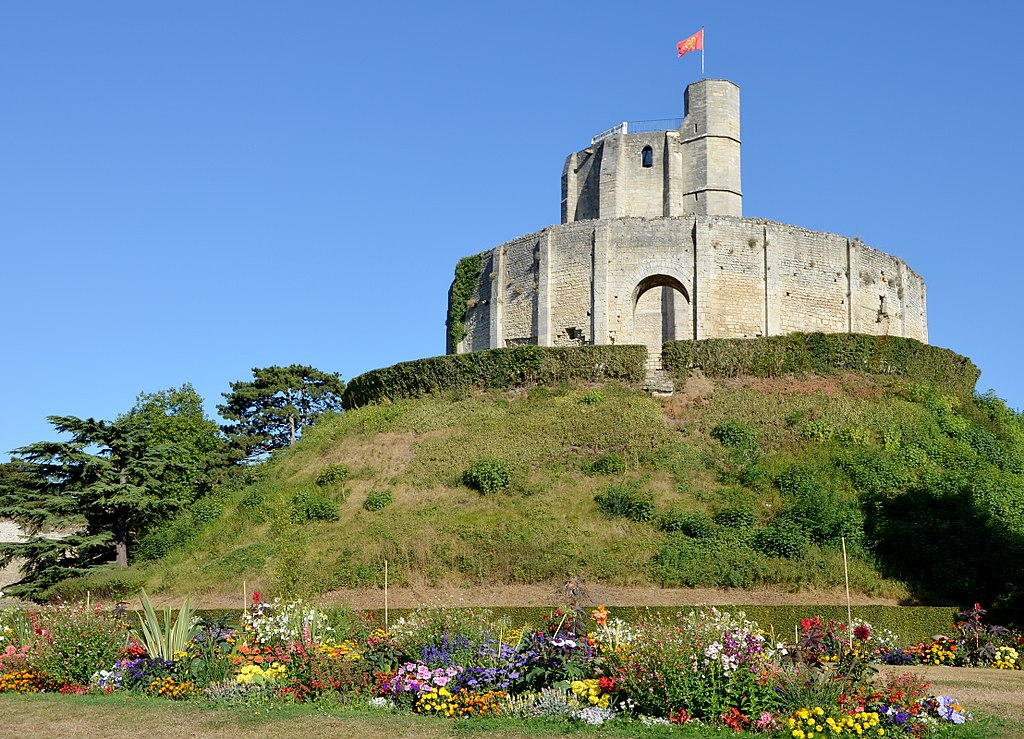 Gisors, le château