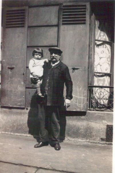 Ivry-sur-Seine/Thiais : François Jean Baptiste Gransard, décès/inhumation 1954