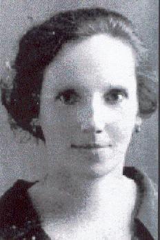Madeleine Lemonnier-Gransard en 1924