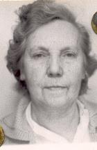 Madeleine Lemonnier-Gransard en 1961