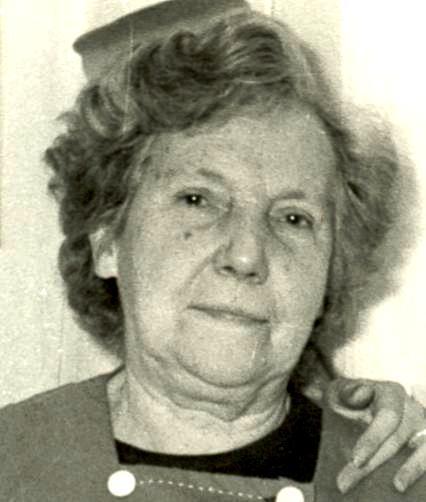 Créteil : Henriette Madeleine Mathilde Lemonnier, épouse Gransard, décès 1969