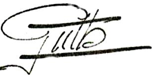 Guth Germaine Blanche (1893/1966), sa signature en 1922