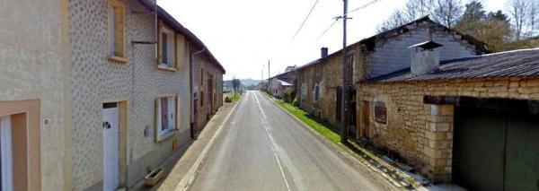 Han-lès-Juvigny (Meuse) La rue Basse