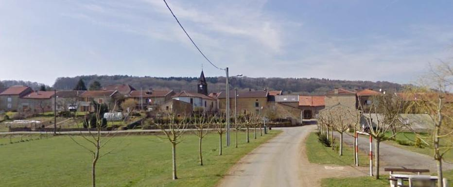Han-lès-Juvigny (Meuse) Panoramique
