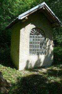 Hermillon (Savoie) L'oratoire Saint-Roch