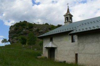 Hermillon (Savoie) La chapelle Montandré