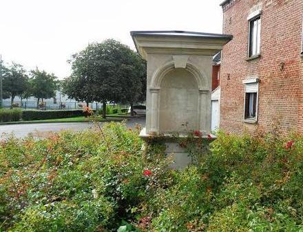 Hirson (Aisne) la chapelle rue des écoles