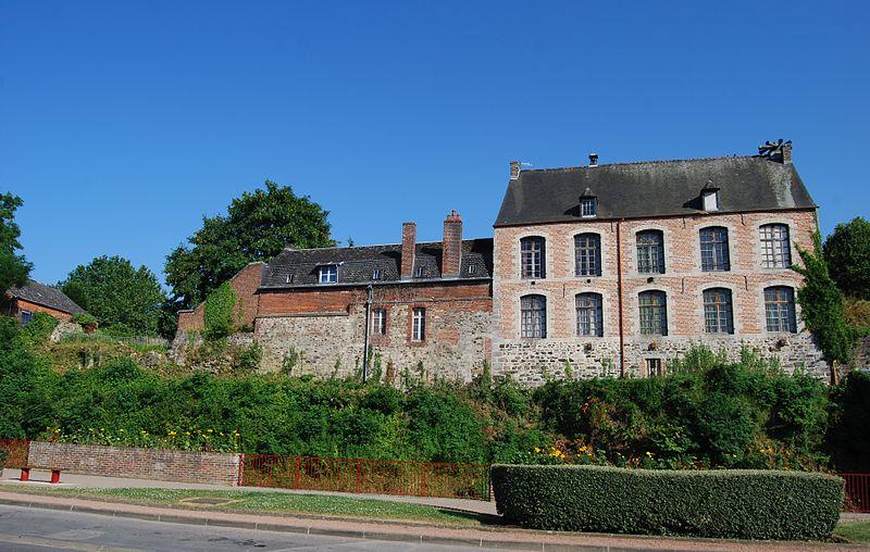 Hirson (Aisne) le château