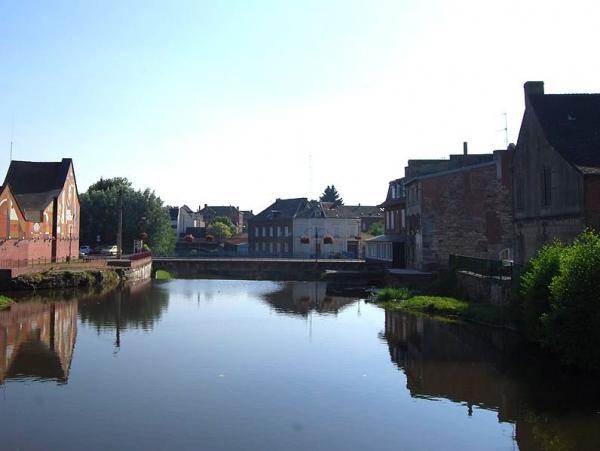 Hirson (Aisne) le Gland