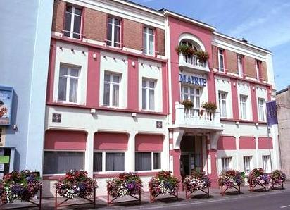 Hirson (Aisne) l'hôtel de ville