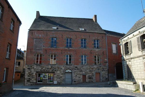 Hirson (Aisne) la vieille ville