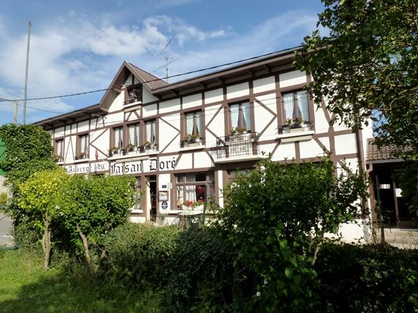 Inor (Meuse) L'auberge du Faisan Doré