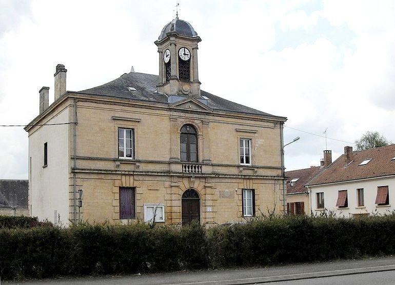 Inor (Meuse) La mairie