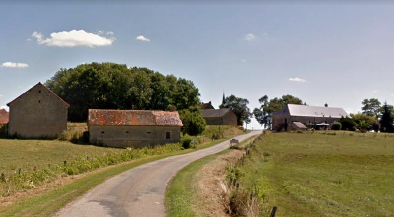 Isenay (Nièvre) Vue générale