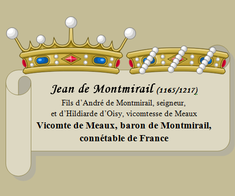 Jean de Montmirail