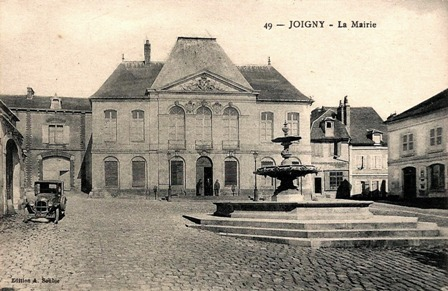 Joigny (89) La Mairie CPA