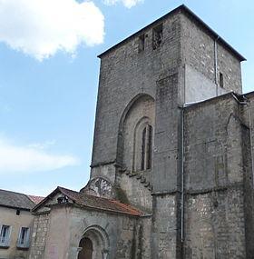Joncels (Hérault) L'église Saint Pierre