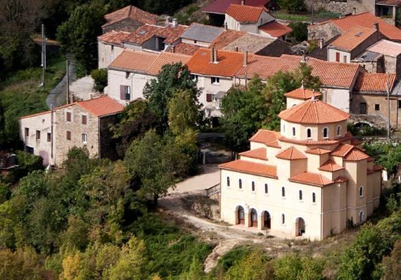Joncels (Hérault) Monastère de La Dalmerie
