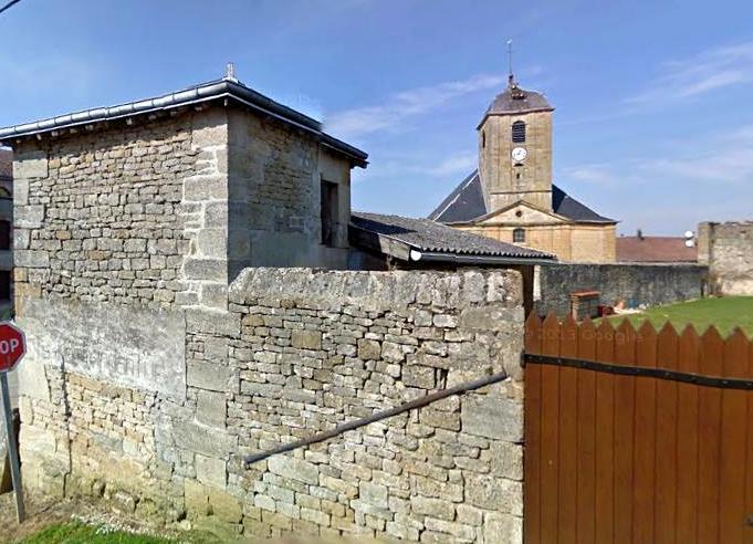 Juvigny-sur-Loison (Meuse) L'église Saint Denis