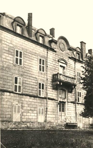 Juvigny-sur-Loison (Meuse) La colonie de vacances de la Chiers CPA