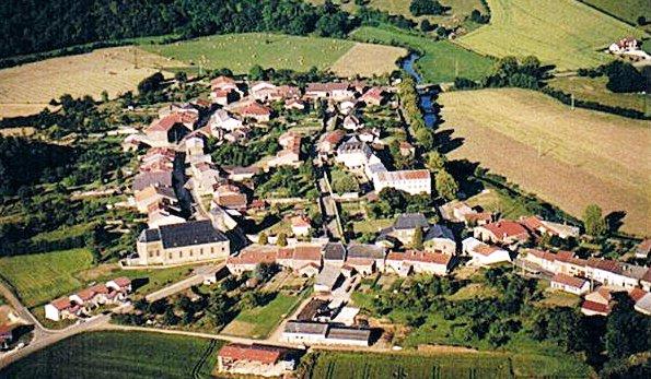 Juvigny-sur-Loison (Meuse) Vue générale