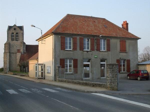 La Chapelle-sur-Chézy (Aisne) Mairie