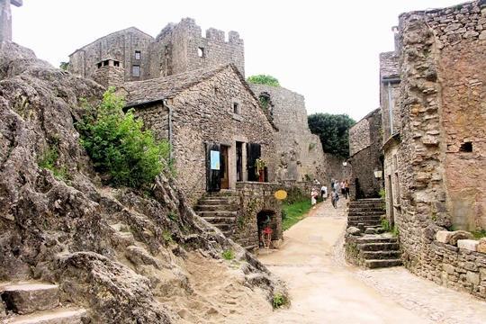 La Couvertoirade (Aveyron)