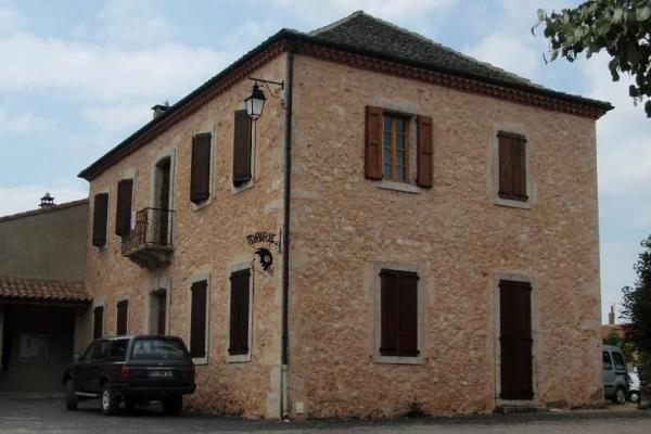 La Couvertoirade (Aveyron) La Mairie