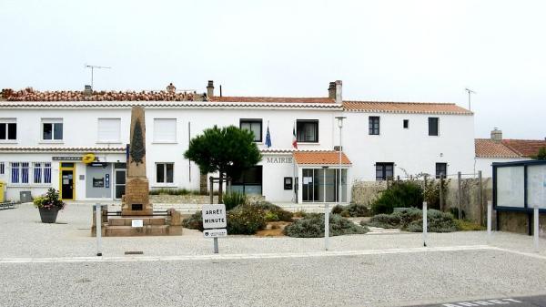 La Guérinière (Vendée) Mairie