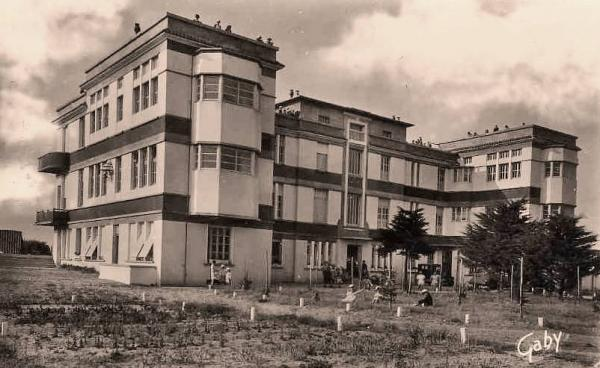 La Guérinière (Vendée) Maison de repos du Bon Secours CPA