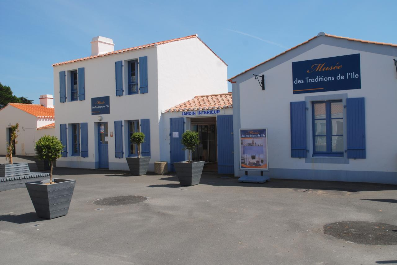 La Guérinière (Vendée) Musée des traditions de l'île