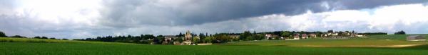 Lavilletertre (Oise) panoramique