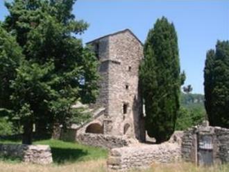 Le Clapier (Aveyron) Bouviala, la chapelle